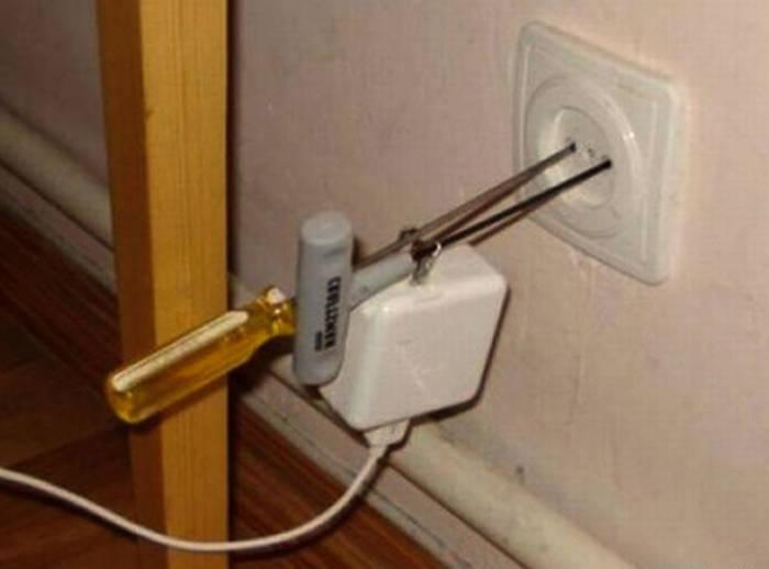 Приколы про электриков ко Дню Энергетика