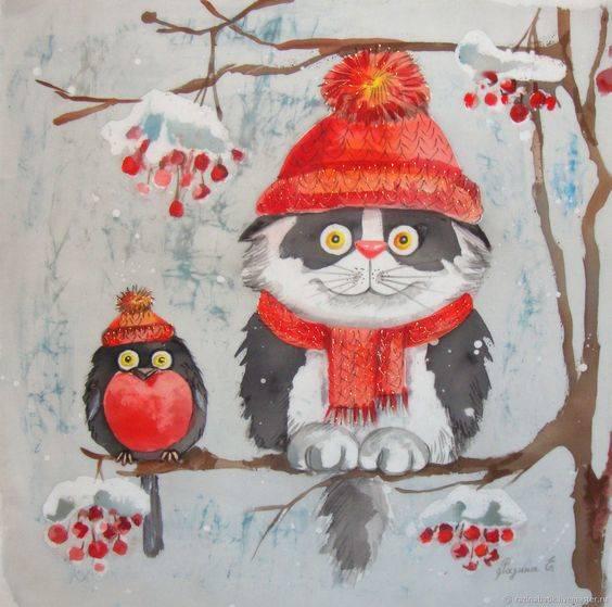 Доброе зимнее утро картинки прикольные с надписями скачать бесплатно