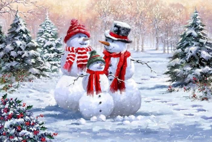 Католическое Рождество - красивые картинки