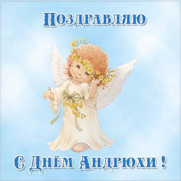 Прикольные поздравления с Днем ангела Андрея