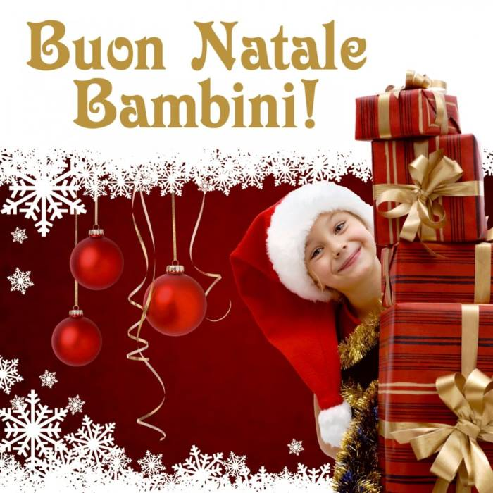 С Рождеством католическим - картинки с поздравлениями на итальянском
