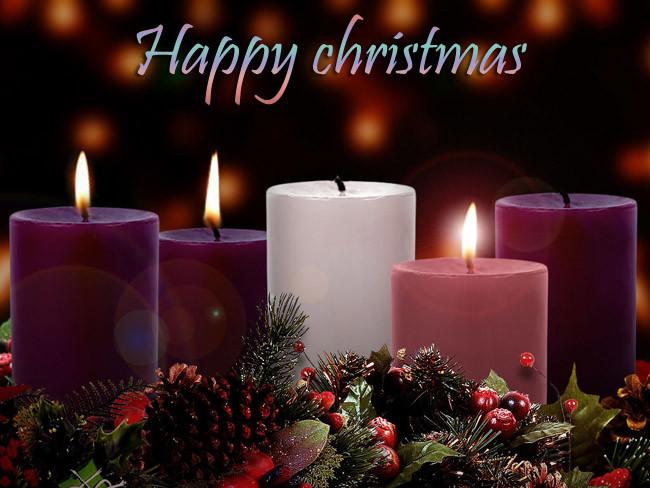 Красивые картинки с поздравлнеиями на католическое Рождество