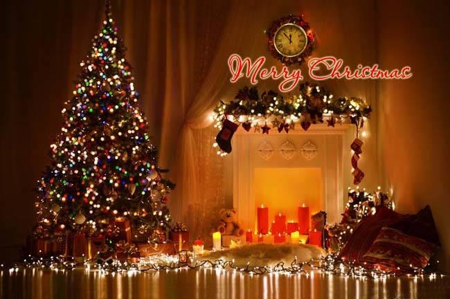 С Рождеством католическим открытки на английсоком скачать