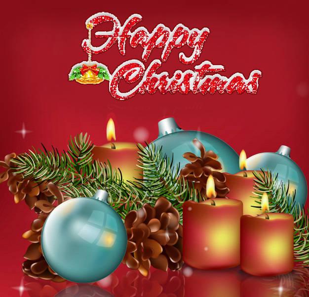 С Рождеством католическим картинки красивые на английском