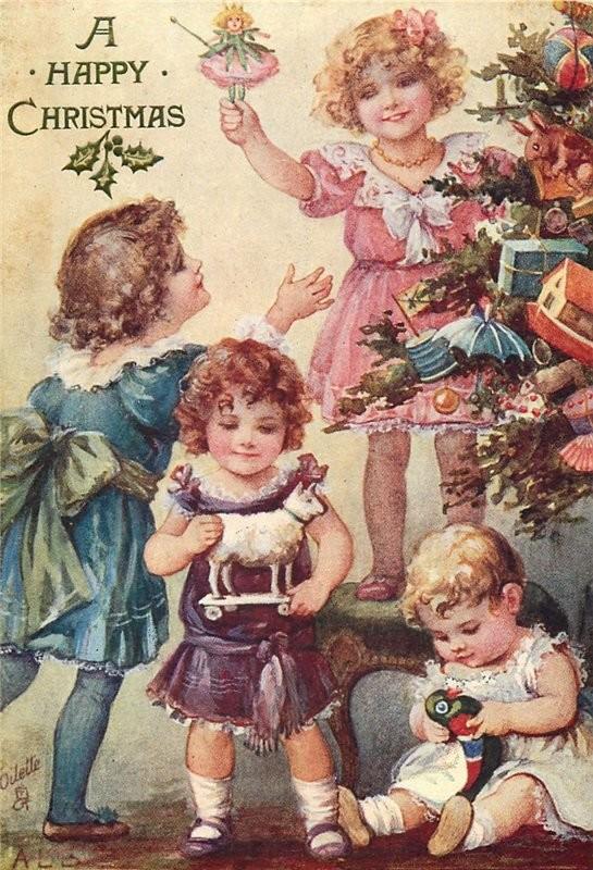 Католическое Рождество - красивые картинки с поздравлениями