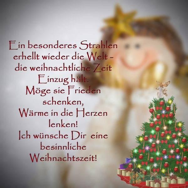 Короткие рождественские поздравления (катрен)
