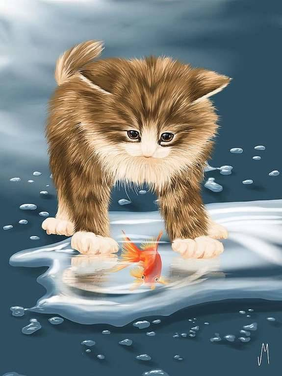 Милые картинки животных нарисованные (художница Вероника Миноззи)