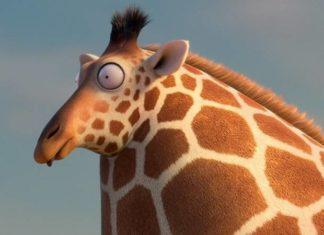 Толстые животные после Нового года - самый смешной мультфильм