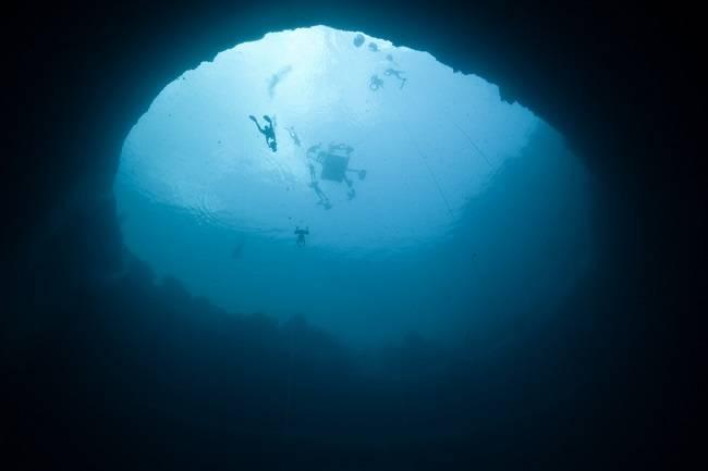 Интересные факты о голубой дыре Белиз - дайвинг