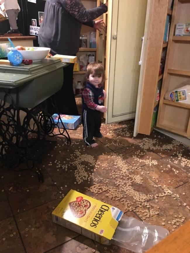Смешные приколы про детей до слез