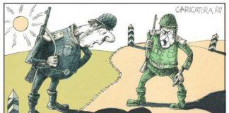 Короткие анекдоты про пограничников и границу смешные до слез