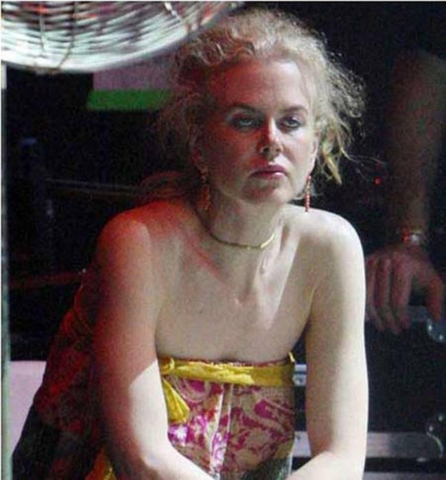 Позорные фото знаменитостей смешные до слез (20 фотография)