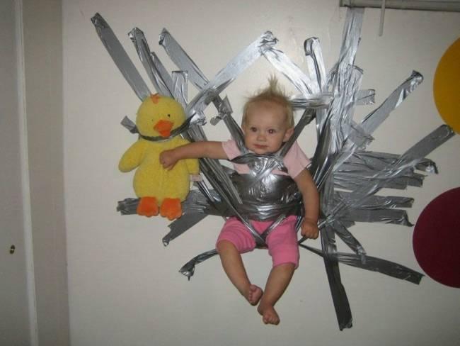 Смешные фотографии детей ко Дню защиты детей (25 фото)