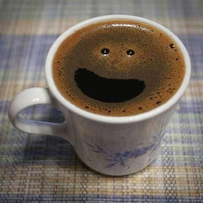 Смешные картинки доброе утро