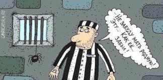 Смешные анекдоты про заключенных и тюрьму