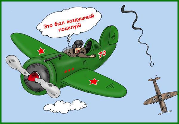 Смешные анекдоты про летчиков читать