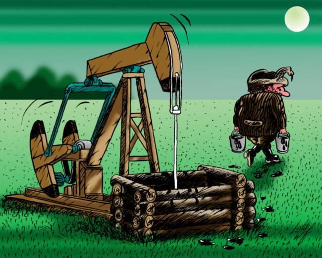 Смешные картинки про нефтяников