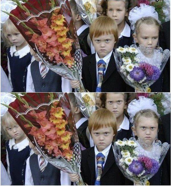 Смешные картинки про 1 сентября
