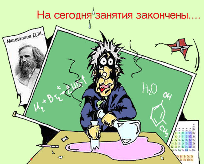 Самые смешные и прикольные картинки ко Дню учителя