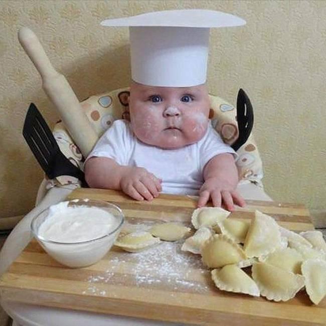 Смешная картинка ко Дню повара скачать