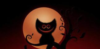 Поздравления на Хэллоуин в картинках