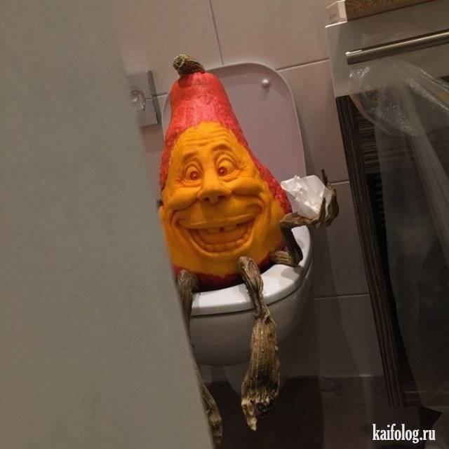 Картинки смешные и прикольные про Хэллоуин