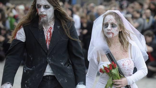 Смешные и ржачные картинки и фото про Хэллоуин