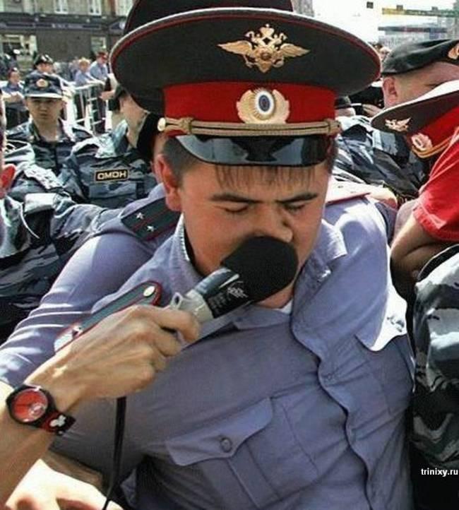 Прикольные картинки про полицейских (ко Дню полиции)