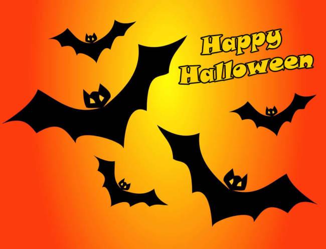Хэллоуин - прикольные картинки для поздравлений (20 штук)