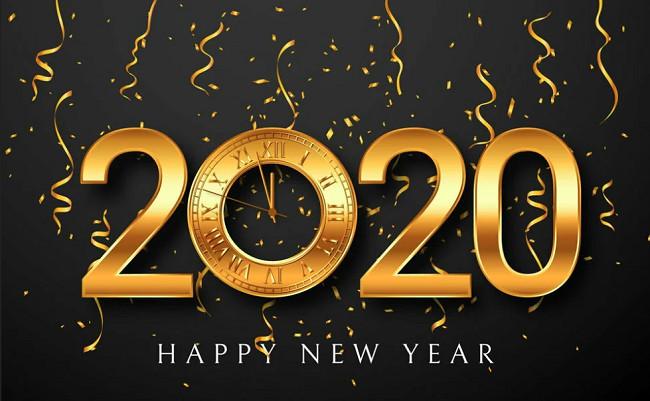 Открытки с Новым годом красивые и прикольыне