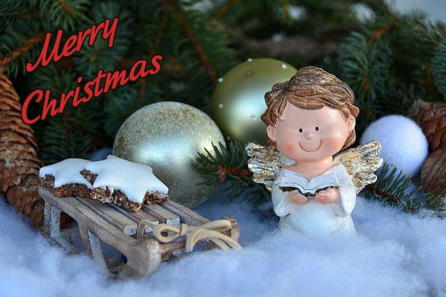 merry christmas открытки скачать