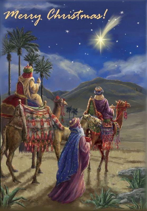 Необычные открытки с католическим Рождеством