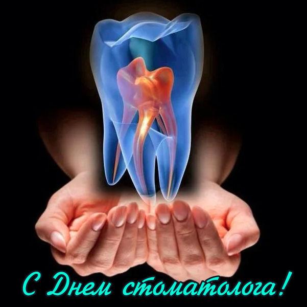 Самые красивые открытки с Днем стоматолога