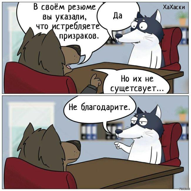 ХаХаски