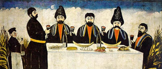 Кавказские грузинские тосты для любого застолья