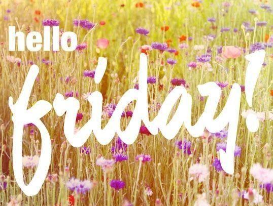 Картинки с пятницей приятных выходных