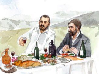 Грузинские тосты