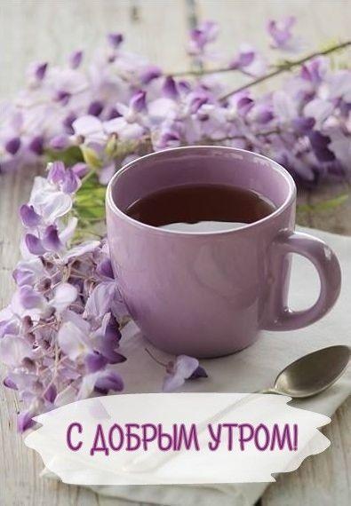 Доброе утро хорошей субботы
