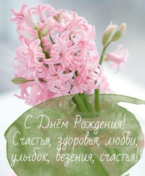 Поздравления с днем рождения в стихах