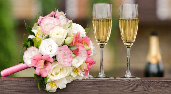 Поздравления на свадьбу от мамы