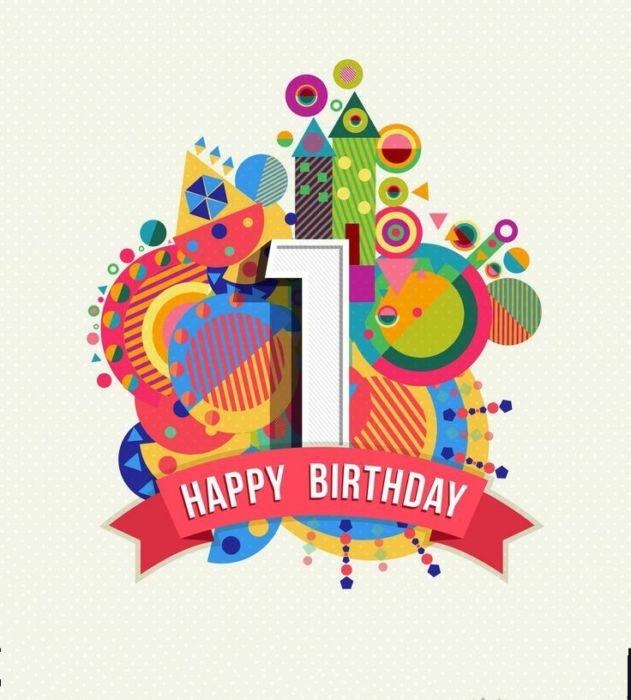 С днем рождения год