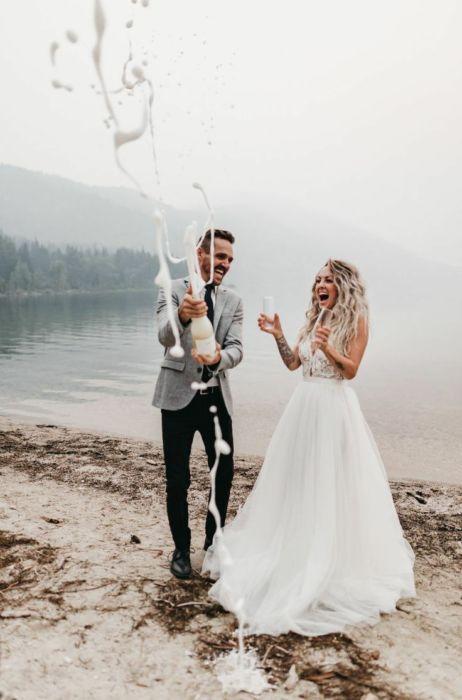 Поздравления с днем свадьбы от родителей