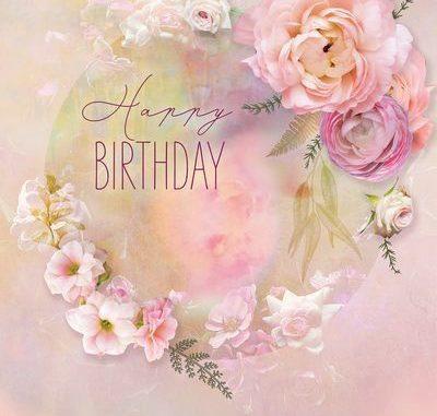 Красивые поздравления с днем рождения женщине