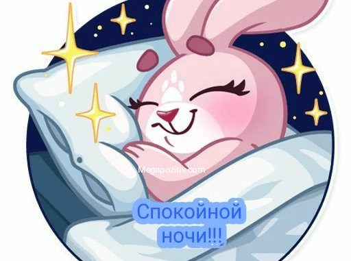 Пожелания спокойной ночи мужу