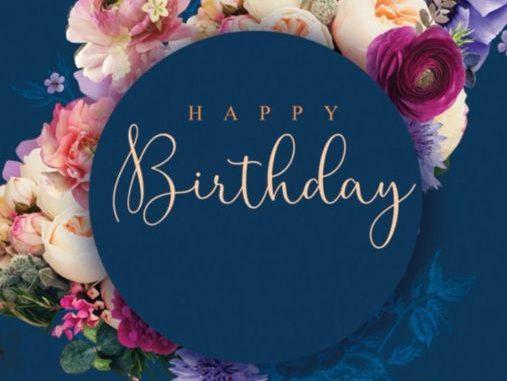 Поздравления с днем рождения картинки красивые