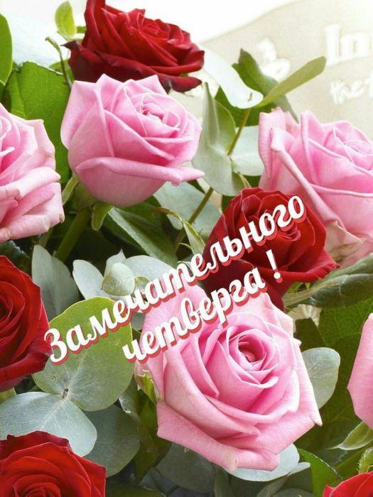 Доброе утро картинки с цветами