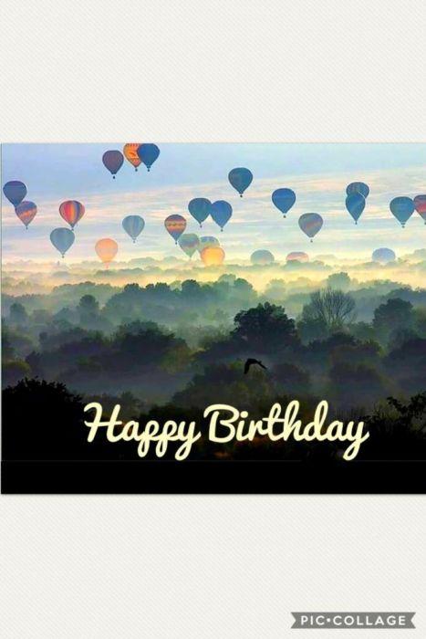 С днем рождения картинки красивые