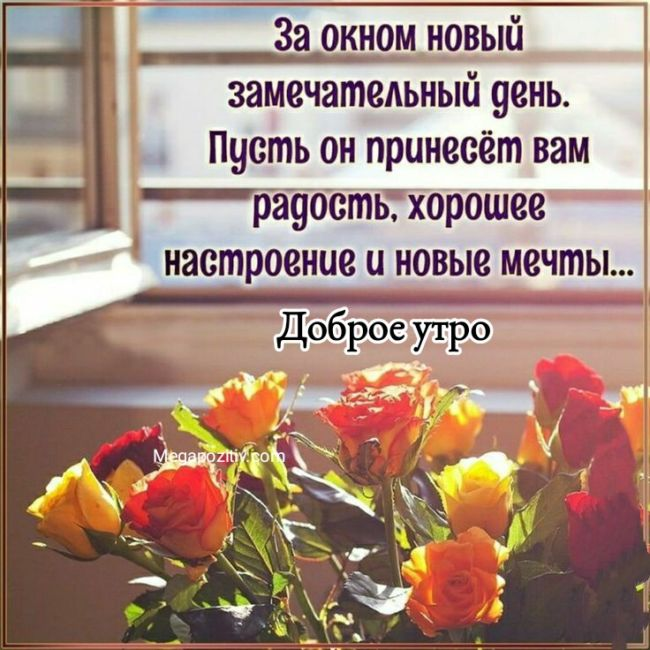 Доброе утро цитаты