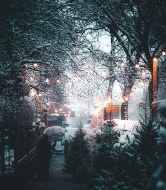 Зимние картинки на телефон