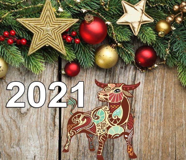 Новый год 2021 фото